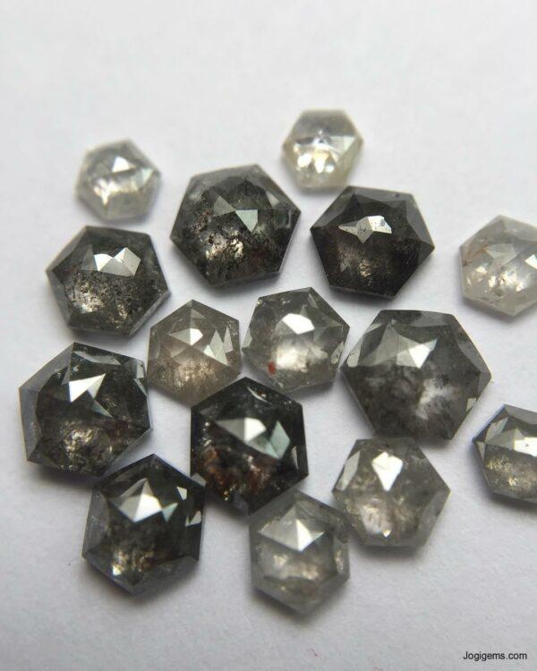 Diamantes hexagonales artificiales son más fuertes que los reales.