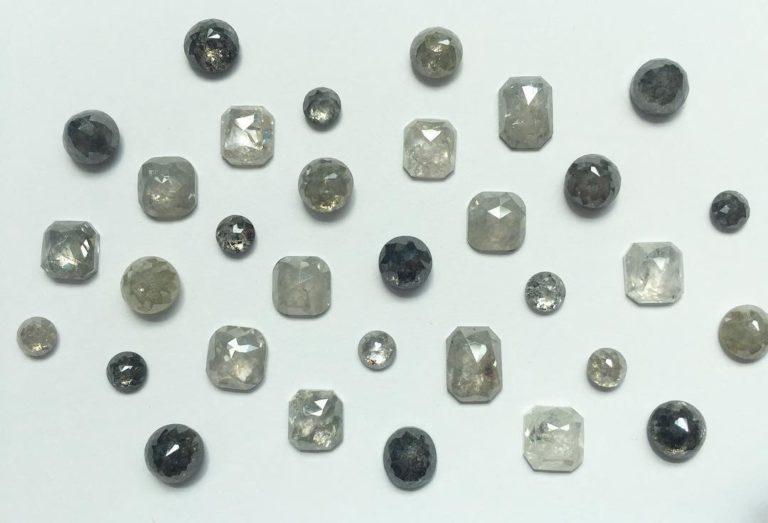 old mine cut antique Diamonds