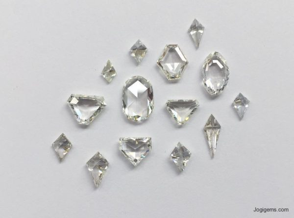 Unique diamonds