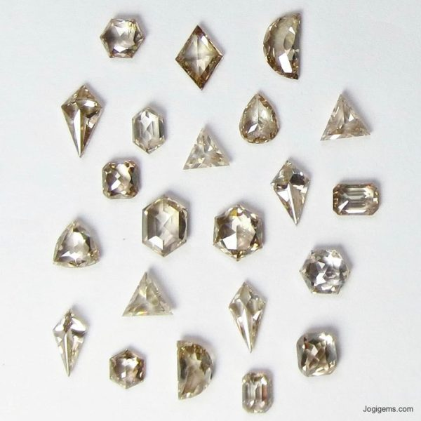 antique cut diamond