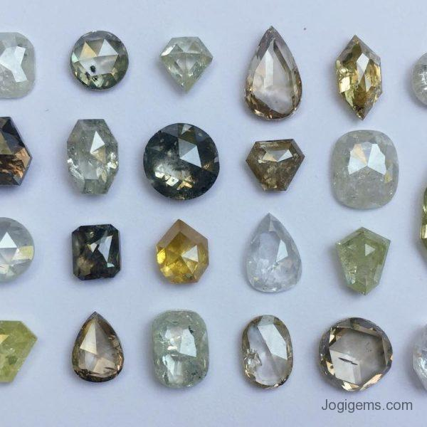 Big rare diamond cut