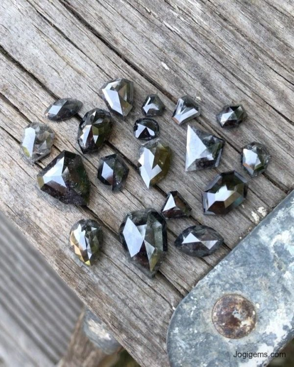 Antique Shape Icy Rustic Diamond Manufacturer
