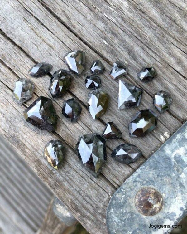 Antique Shape Icy Rustic Diamond Manufacturer