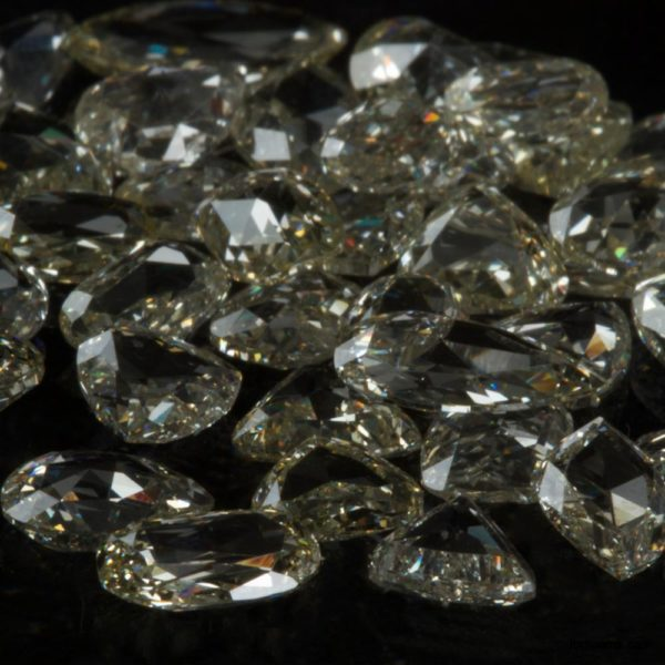 Antique diamond Cuts