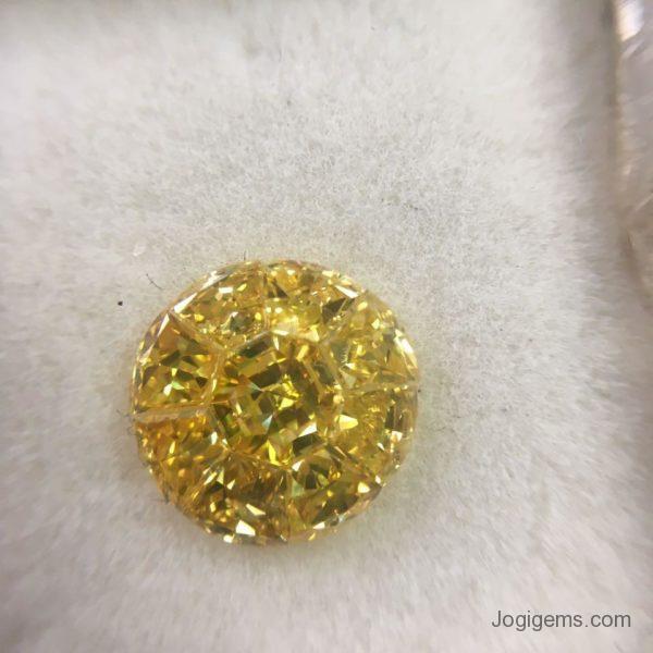 Antique cut diamonds