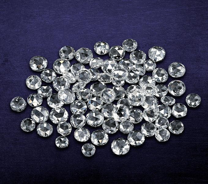 Fancy shape diamonds manufacture