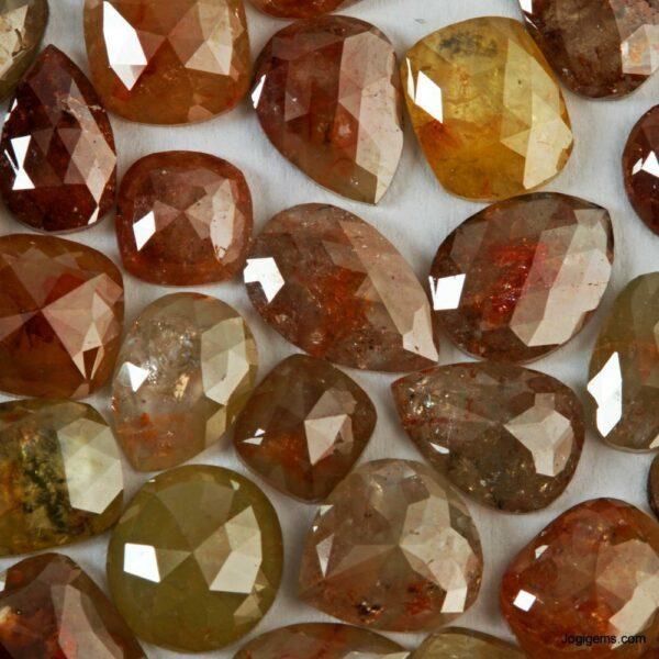 Pear shape Icy Rustic Diamond