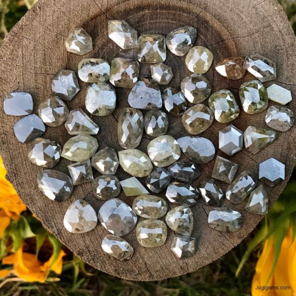 Antique Shape ICY Rustic diamonds manufacturer