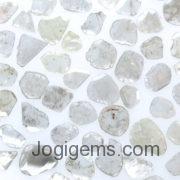 DIAMOND-ROSE-CUT-POLI-CHAKRI-FLAT