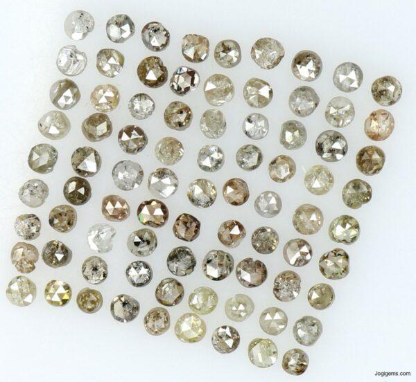 Unique olor chakri diamonds