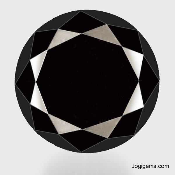 Natural Black Diamond Manufacturer