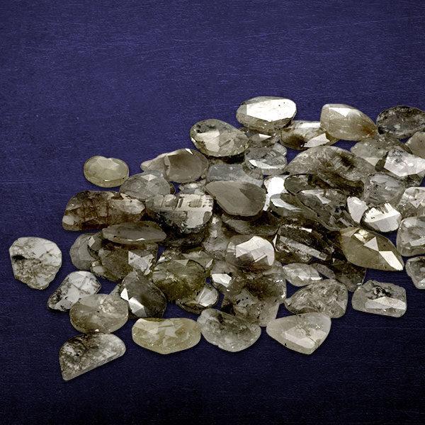 DIAMOND SLICES POLKI