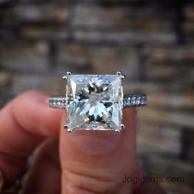 princess shape fancy diamonds