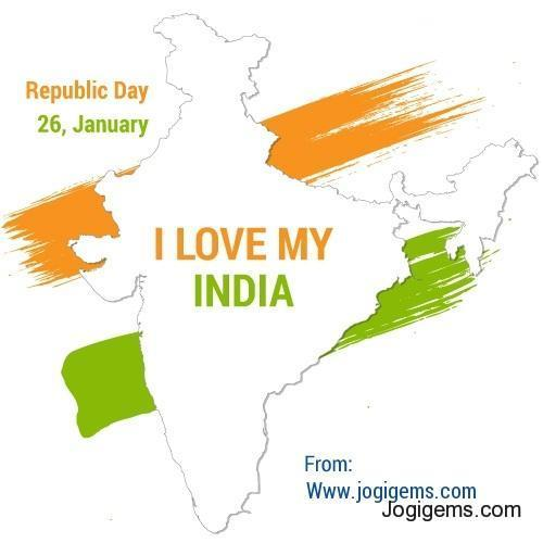 Indian 69 Republic Day