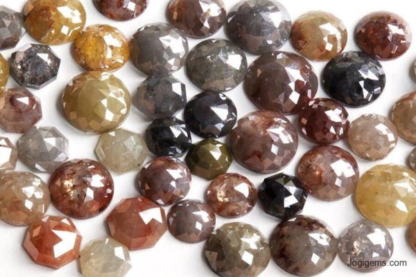 Natural ICY rustic diamond manufacturer