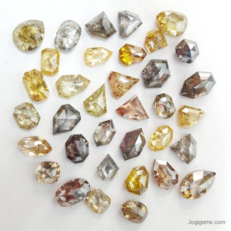 fancy Shape natural Diamond Manufacturer supplier