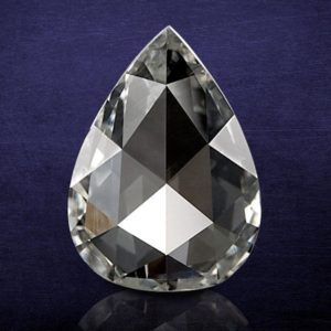 Pear Shape Rose Cut Diamond Manufacturer