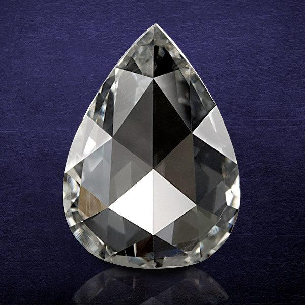Pear Shape Rose Cut Diamond Manufacturer