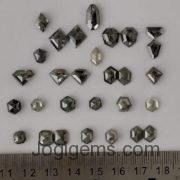 black icy diamond