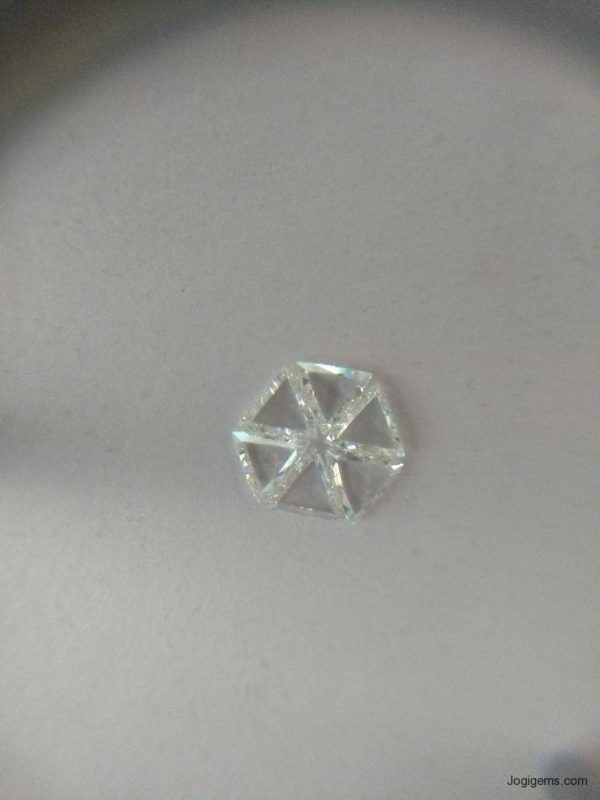 TRILLION ROSE CUT DIAMOND