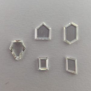 Antique Shape Rose Cut Diamond