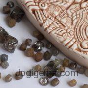 Natural Cubes Diamonds