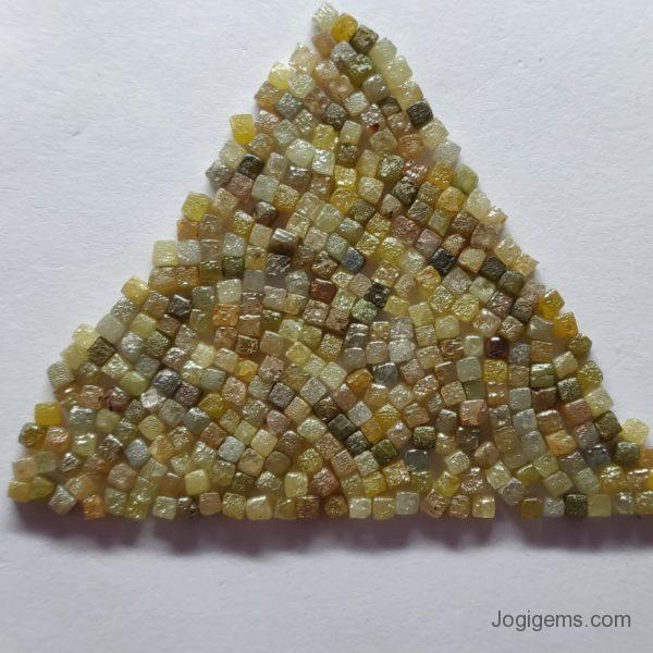Natural Congo Rough Diamonds