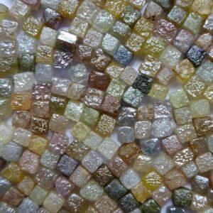Congo Cube Rough Diamonds