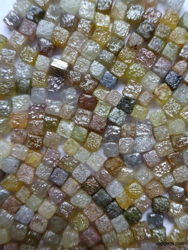 Congo Cubes Rough Diamonds
