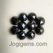 black rose cut diamond manufacturer