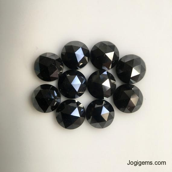 black rose cut diamond manufacturer