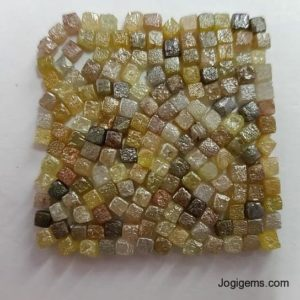 natural congo Cube Diamonds