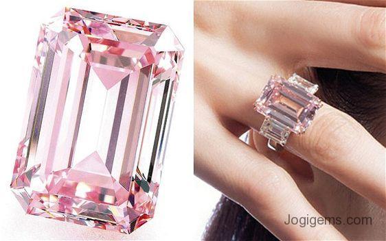 The Perfect Pink Diamond