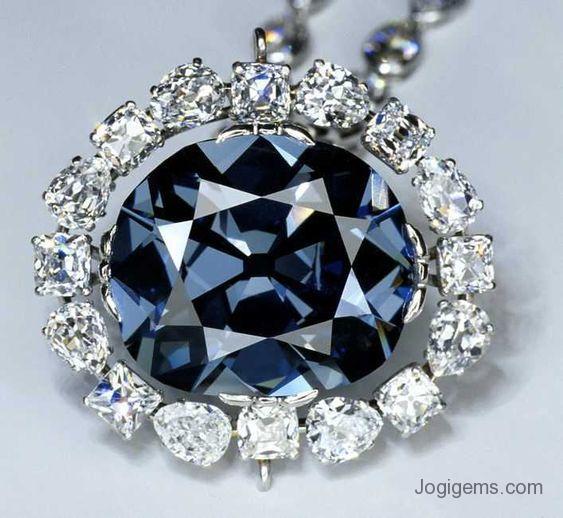 "Hope Diamond ""worlds most expensive diamonds"""