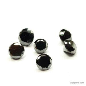 natural black diamond price
