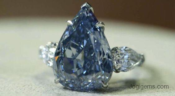 The Winston blue
