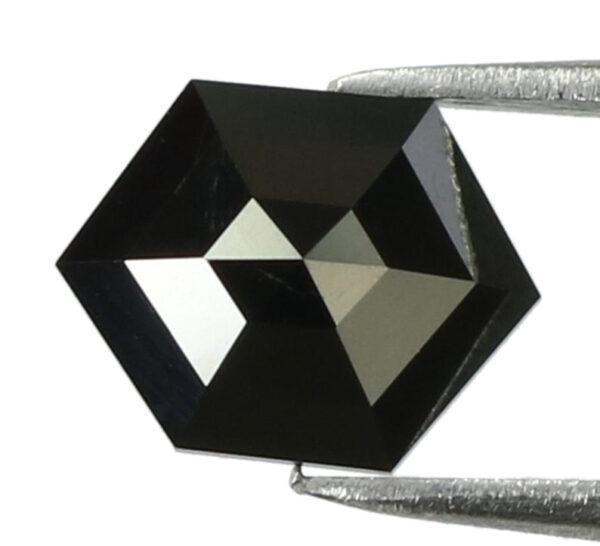 Hexagon Black Diamond