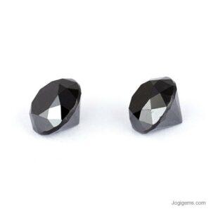 black diamond loose stones