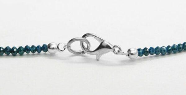 blue diamond beads