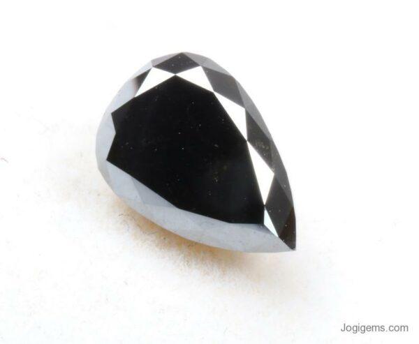 black pear diamond
