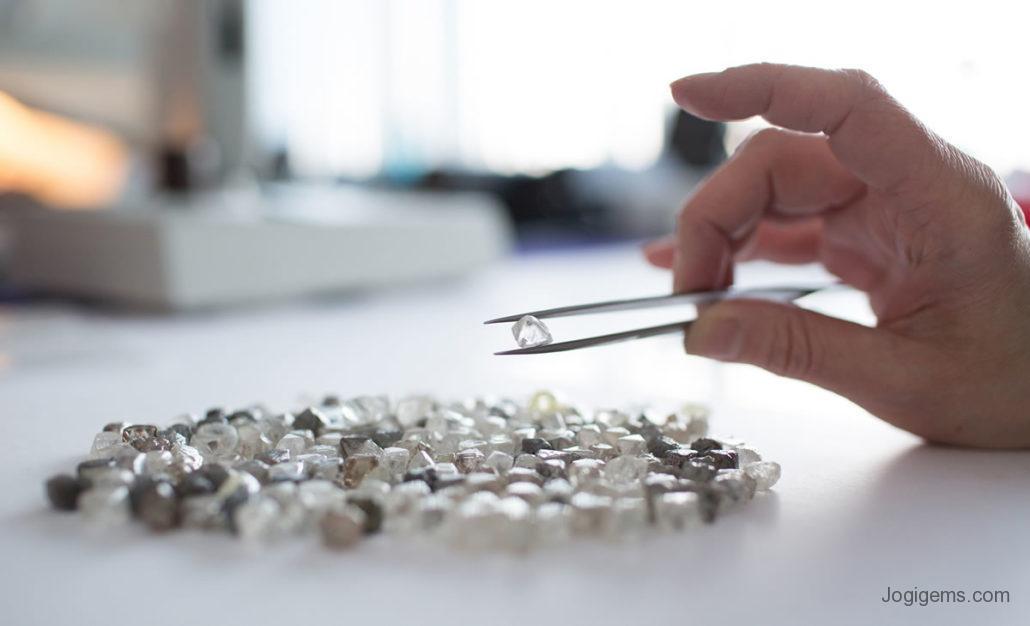 rough diamond jewelry uncut pieces