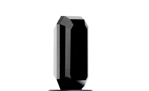 black diamond emerald side view