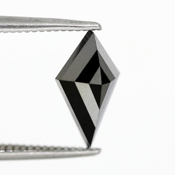 Superb Black Diamond Kite Shape