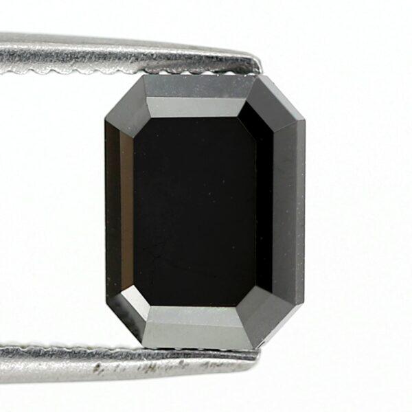 Black rectangle diamond