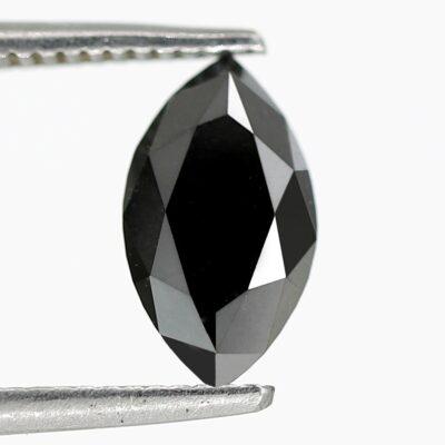 Marquise Black Diamond