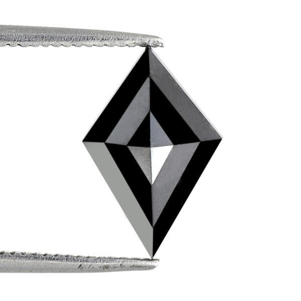 Kite black diamond