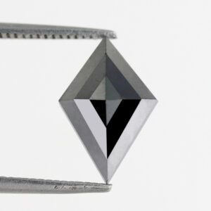 Kite black diamond for pendant